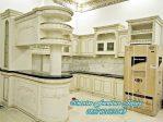 Desain Kitchen Set Klasik Terbaru