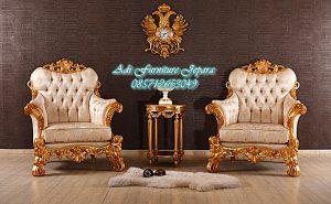 Desain Sofa Klasik Mewah Moderen