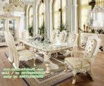 Desain Ruang Makan Klasik Mewah Moderen Turkey
