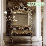 Meja Hias Ruang Tamu Desain Klasik Moderen