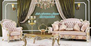 Set Ruang Tamu Klasik