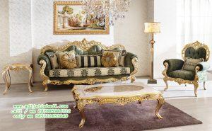 Model Desain Set Sofa Ruang Tamu karizma
