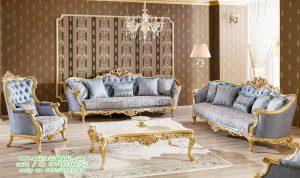 Set Sofa Ruang Tamu Klasik Royall