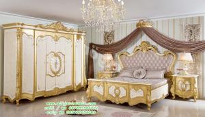 Set kamar Tidur Klasik Modern