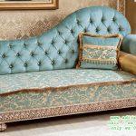 Bangku Sofa Malas Klasik