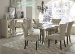Set Kursi Makan Sofa Modern