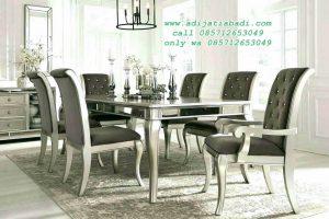 Kursi Makan Minimalis Luxury