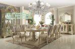 Kursi Makan Traditional Dining Table