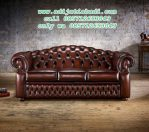 Bangku Sofa Oxford 3 Seater