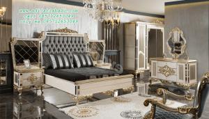 Set Kamar Tidur Klasik Cengiskhan