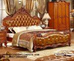 Tempat Tidur Ukiran Baroque luxury