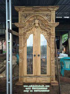 Pintu Gebyok Kudusan