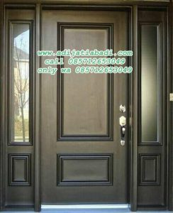 Pintu Rumah 1 Minimalis Modern