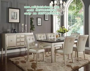Kursi Makan Sofa Modern