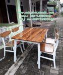 Kursi Cafe Jati