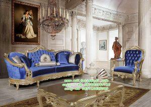 set sofa tamu klasik, set kursi tamu klasik moderen, set sofa tamu ukir klasik, desain sofa tamu