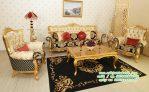 Sofa Tamu Klasik, Kursi Tamu Mewah Model Terbaru