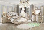 Set Kamar Tidur Desain Klasik Model Minimalis Moderen