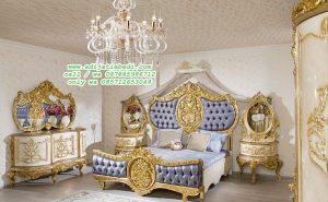 Set Tempat Tidur Klasik Romina