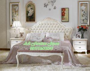 Tempat Tidur Minimalis Klasik victoria