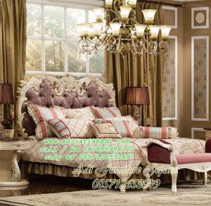 Tempat Tidur Mewah Klasik casabella