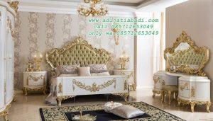 Set Kamar Tidur Ottoman Classic