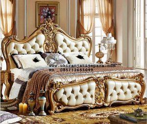 Tempat Tidur Classic Antique