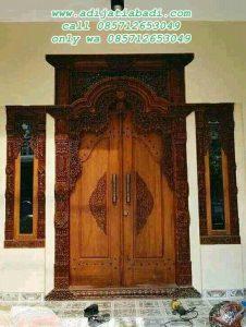 Kusen Pintu Gebyok