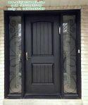 Pintu Rumah Utama 1 Hitam