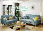 Sofa Tamu Minimalis Hijau