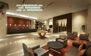 Kursi Interior Sofa Hotel
