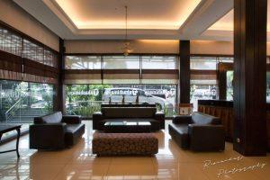 Sofa Depan Loby Hotel